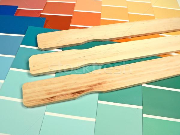 Paint Stock photo © cmcderm1
