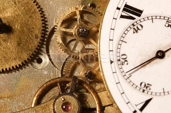 Watch Gears Stock photo © cmcderm1