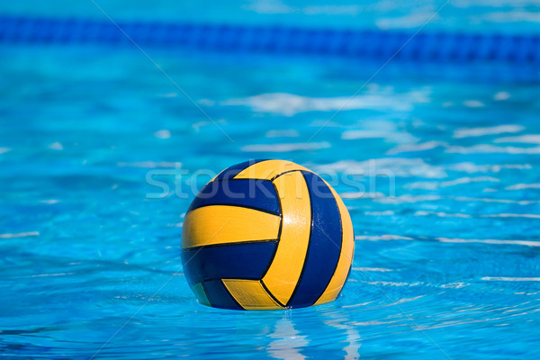 Water Polo Game Stock photo © cmcderm1