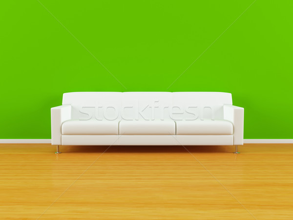 Living room Stock photo © cnapsys