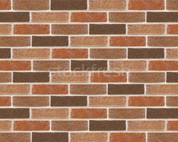 Brick wall Stock photo © cnapsys