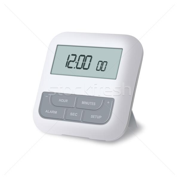 Alarm clock Stock photo © cnapsys