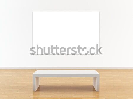 Art gallery Stock photo © cnapsys