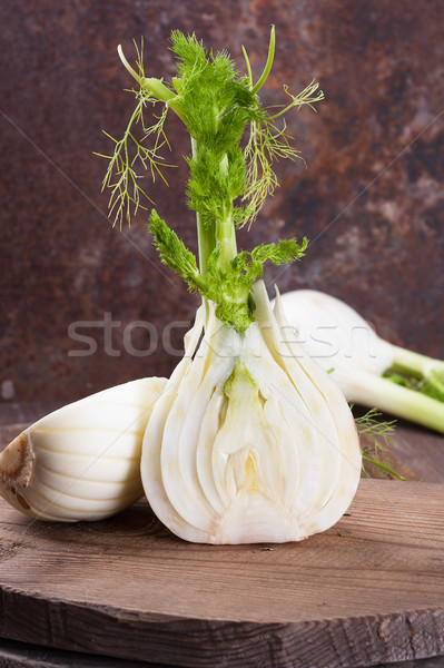 Fennel Stock photo © Coffeechocolates