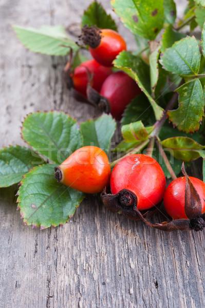 Velho comida fruto Foto stock © Coffeechocolates