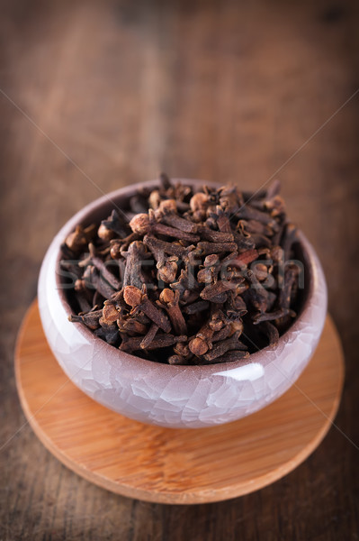 Clove spice Stock photo © Coffeechocolates