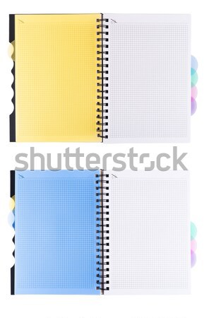 Turn notebooks into the cage Stock photo © Coffeechocolates