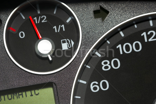 The instrument panel of the car Stock photo © cookelma