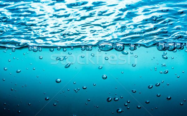 close up water Stock photo © cookelma
