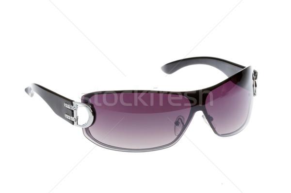 Szemüveg nap fehér nyár gyógyszer fekete Stock fotó © cookelma