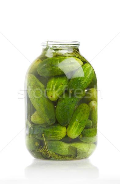 cucumbers Stock photo © cookelma