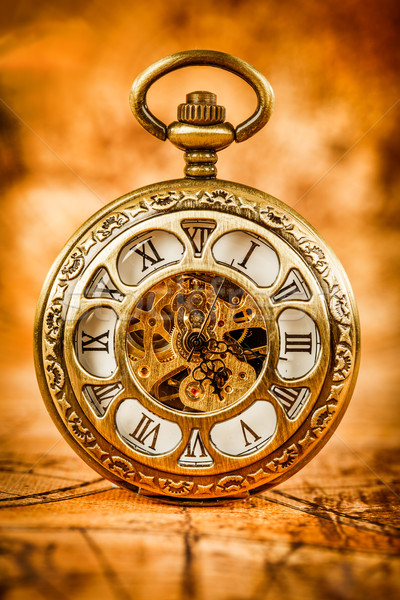 Vintage antique pocket watch excellent idea