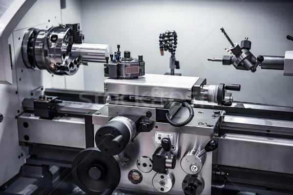 Machine metaal moderne technologie klein Stockfoto © cookelma