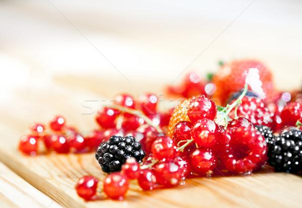currants Stock photo © cookelma