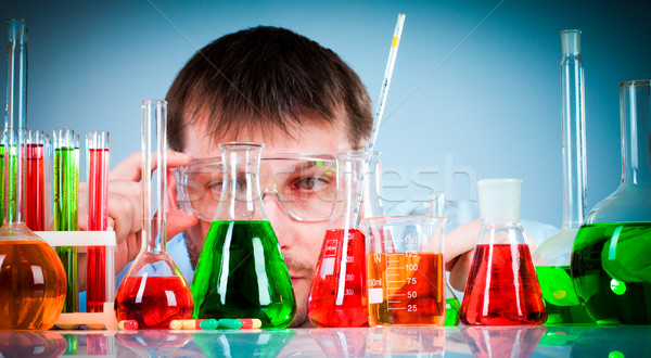 scientist Stock photo © cookelma