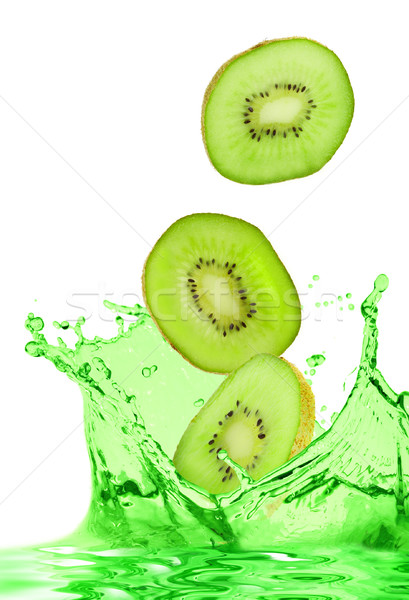 kiwi Stock photo © cookelma