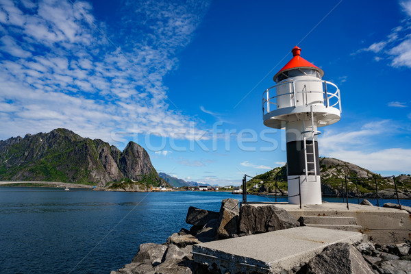 Stock photo: Lofoten archipelago