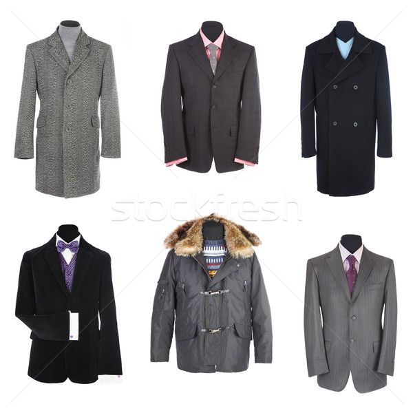 Men's wear Stock photo © cookelma