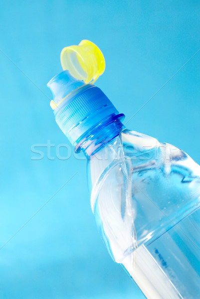 Water bottle Stock photo © cookelma