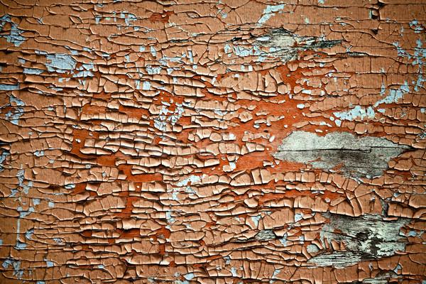 Paint on Wood Stock photo © cookelma