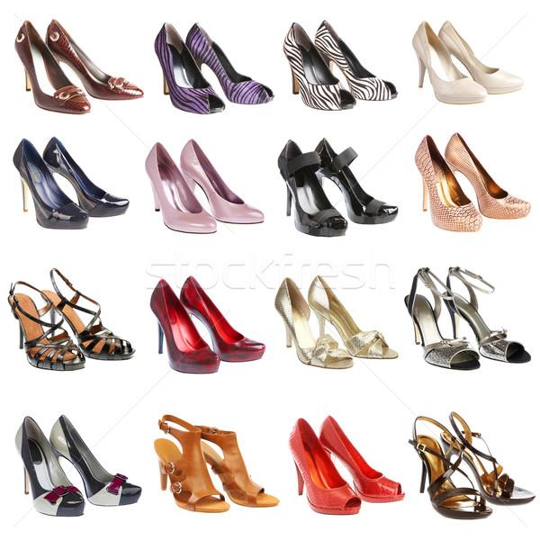 Фото обувь платья
