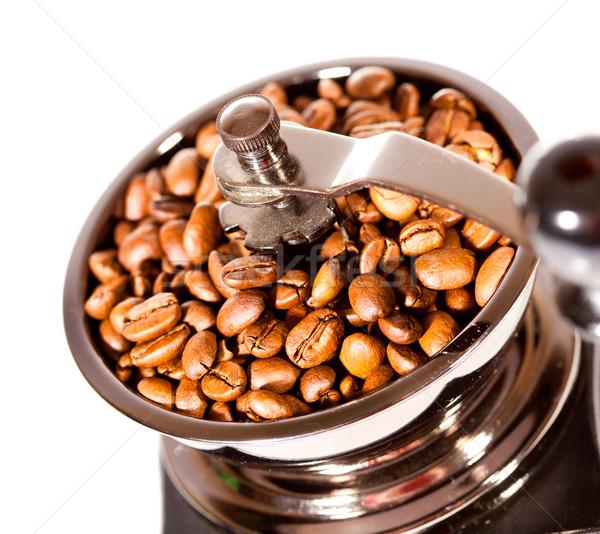 coffee grinder Stock photo © cookelma