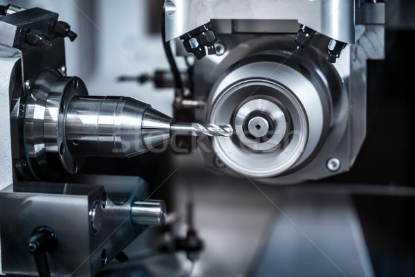 Stok fotoğraf: Makine · Metal · modern · teknoloji · küçük