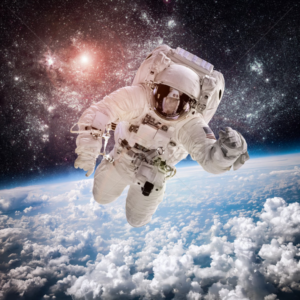 宇航员头像图片大全