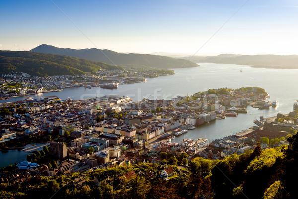 Bergen Stock photo © cookelma