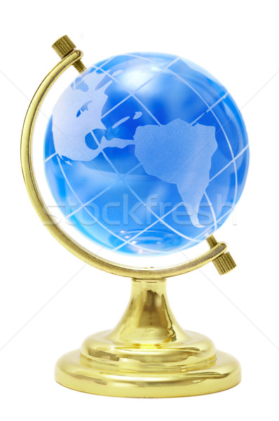 terrestrial globe Stock photo © cookelma