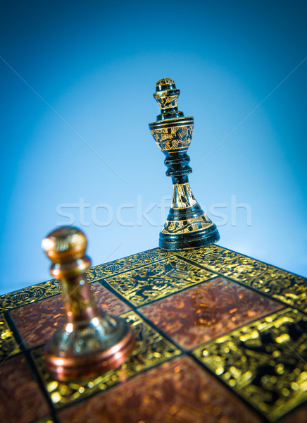 chess checkmate Stock photo © cookelma