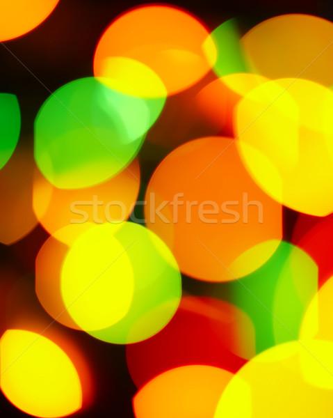 defocused a background Stock photo © cookelma