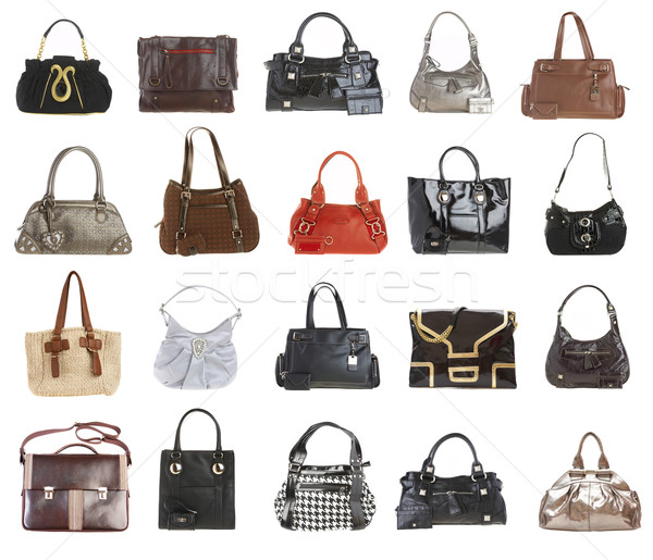 20 handbags Stock photo © cookelma