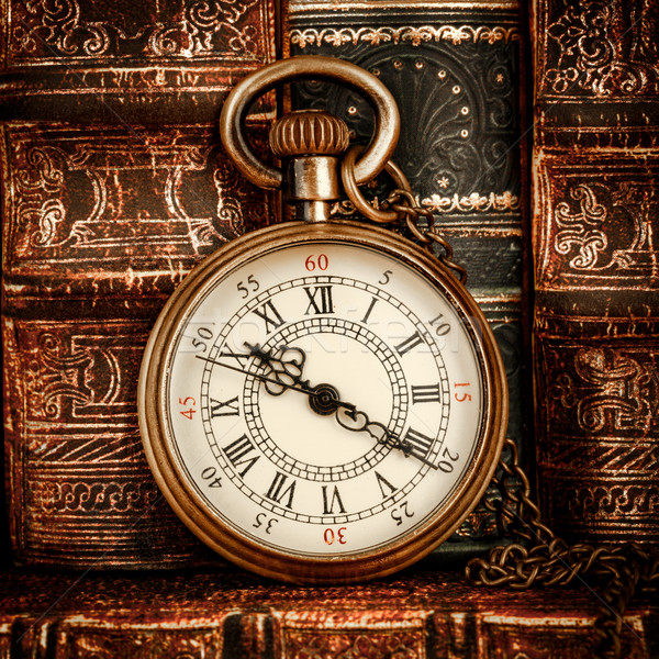Logically Vintage antique pocket watch scandal!