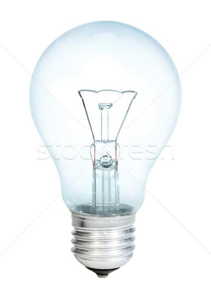 Elettrici lampada design sfondo filo moderno Foto d'archivio © cookelma