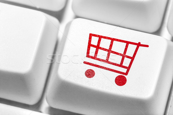 E-commerce, Shopping online. Stock photo © cookelma
