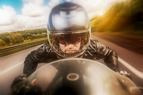 Сток-фото: Racing · дороги · шлема