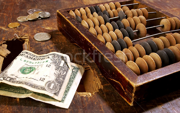 bankruptcy Stock photo © cookelma
