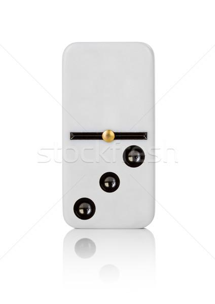 Egy csempe háttér kő fehér minta Stock fotó © cookelma