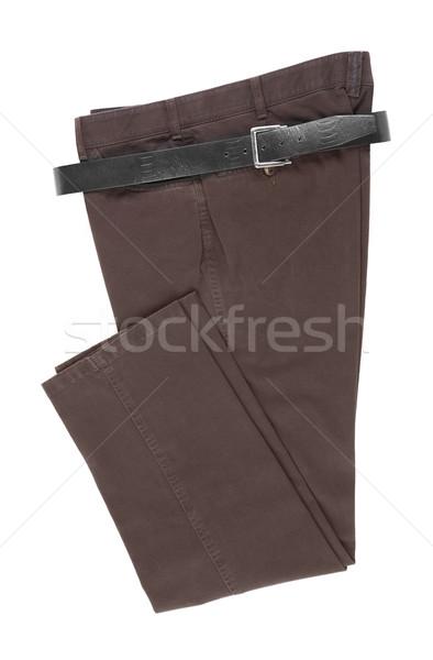 Man's trouser Stock photo © cookelma