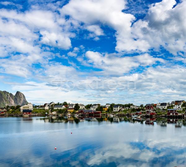 商业照片: 群岛 · 挪威 · 风景 · 戏剧性 ·山