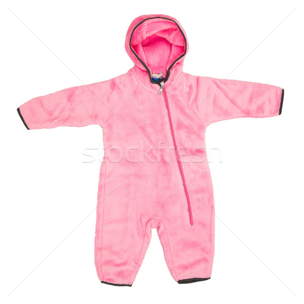 赤ちゃん ウール 服 孤立した 白 子 ストックフォト © cookelma
