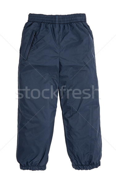 Warm pants Stock photo © cookelma