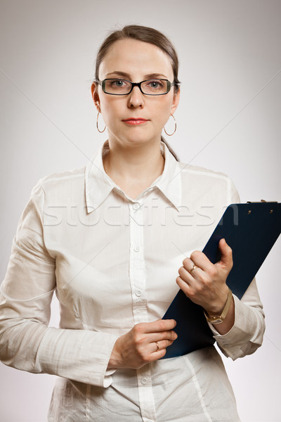 businesswoman Stock photo © cookelma