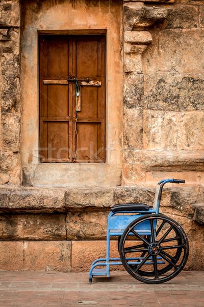 wheelchair Stock photo © cookelma