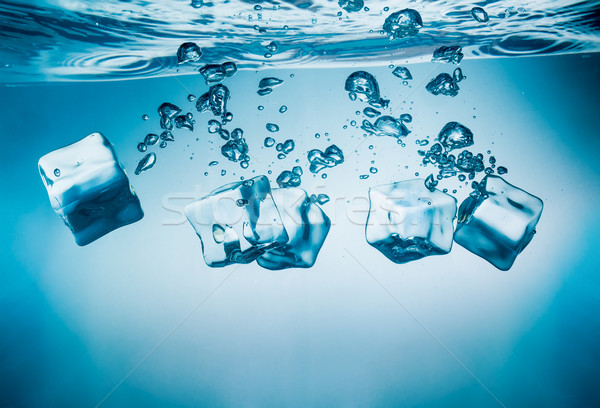 Сток-фото: падение · воды · нижний · аннотация