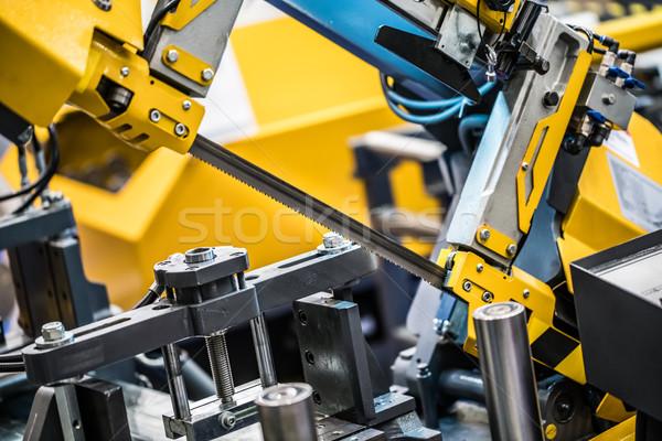 現代 マシン 見た 金属 ビジネス ストックフォト © cookelma