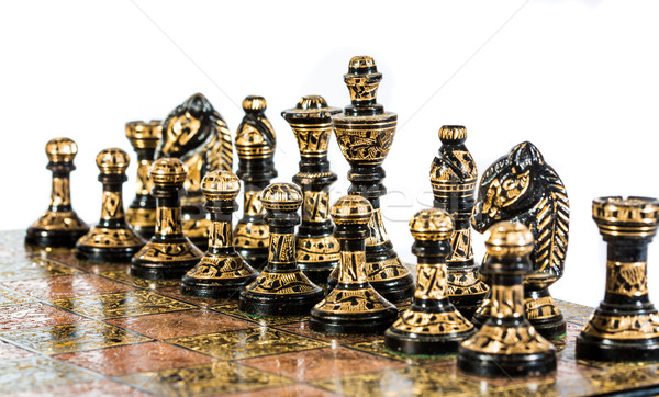 chess Stock photo © cookelma