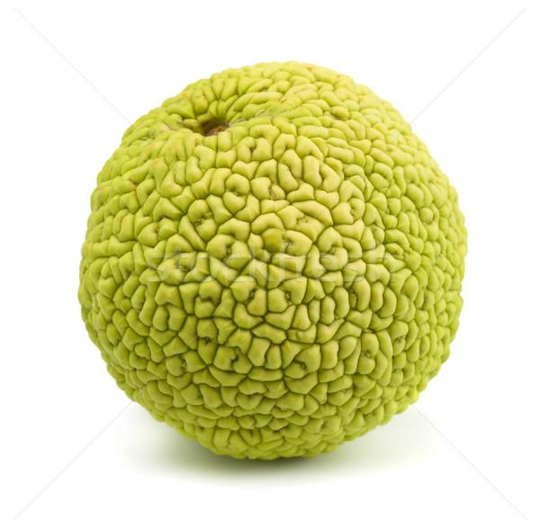 オレンジ 孤立した 白 馬 リンゴ フルーツ ストックフォト © coprid