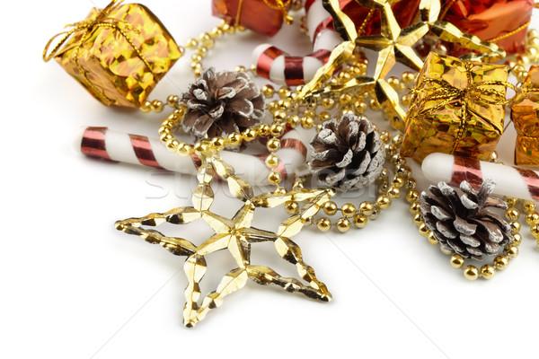 Christmas decoration Stock photo © coprid